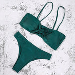 """Arty Bow"" SWIMWEAR"