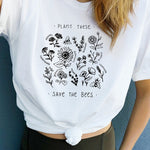 """SAVE THE BEES"" TEE"