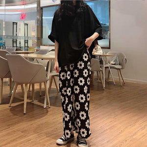 """Loose Flower"" PANTS"
