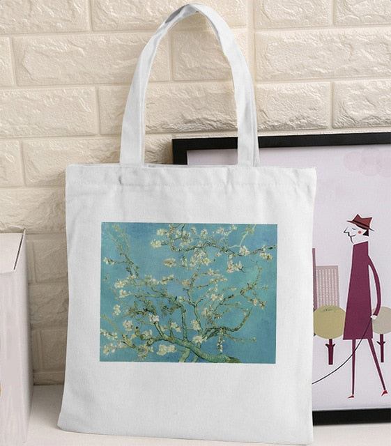 """Masterpieces Painting"" TOTE BAGS"