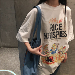 """Rice Krispies"" TEE"