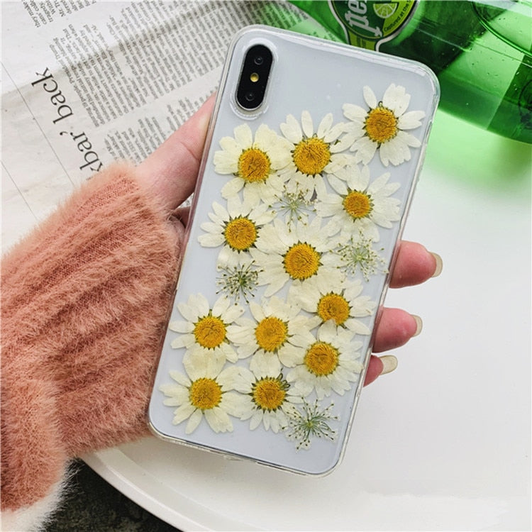 """Real Marguerite"" IPHONE CASES"