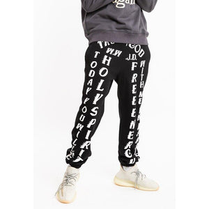 """Trust God"" SWEATPANTS"