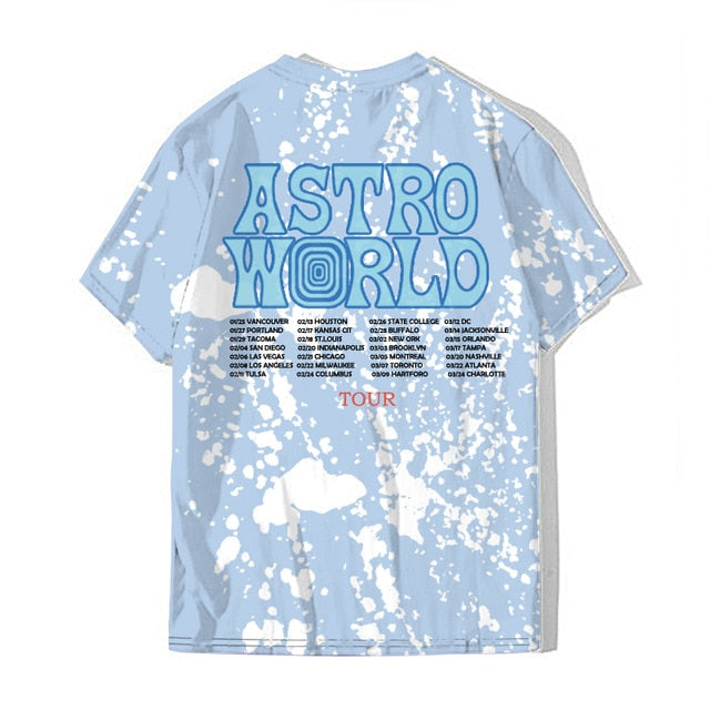 """Astroworld Sicko"" TEES"