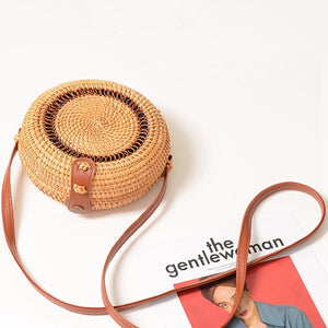 """Handmade Straw BAGS"" (Many Designs)"