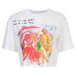"""In the Garden"" Drawing TEE"
