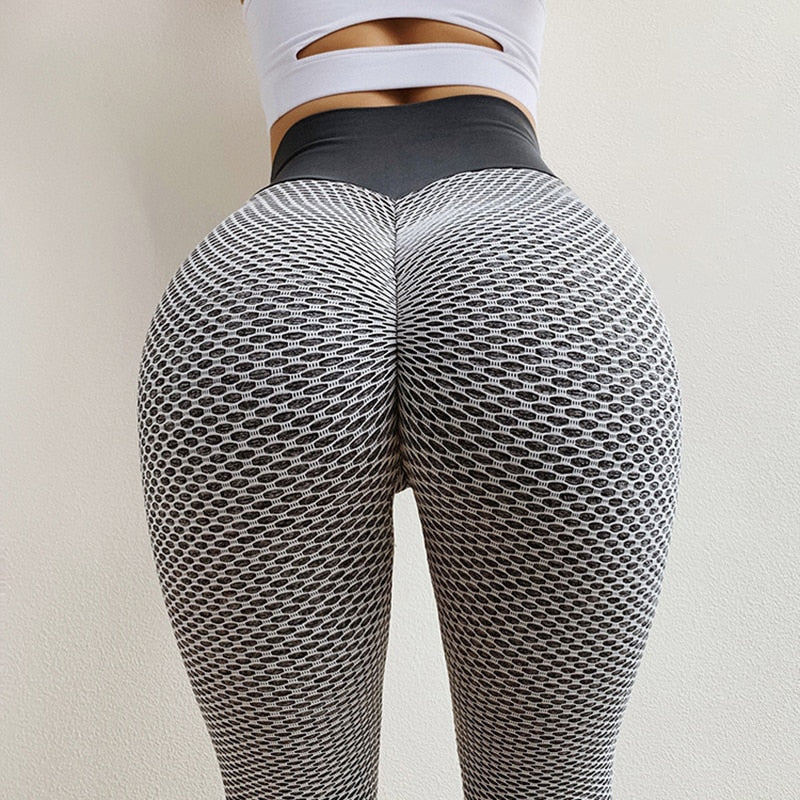 """Aesthetic Yoga Pants"""