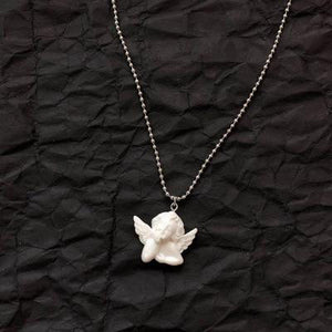 """Cupid Angel"" NECKLACE"