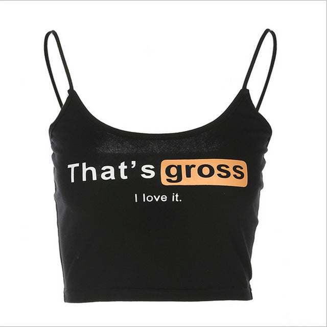 "'That's Gross"" TOP"