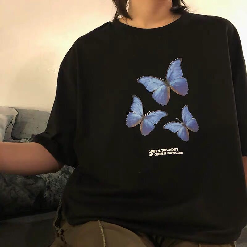 """Edgy Butterfly"" TEE"