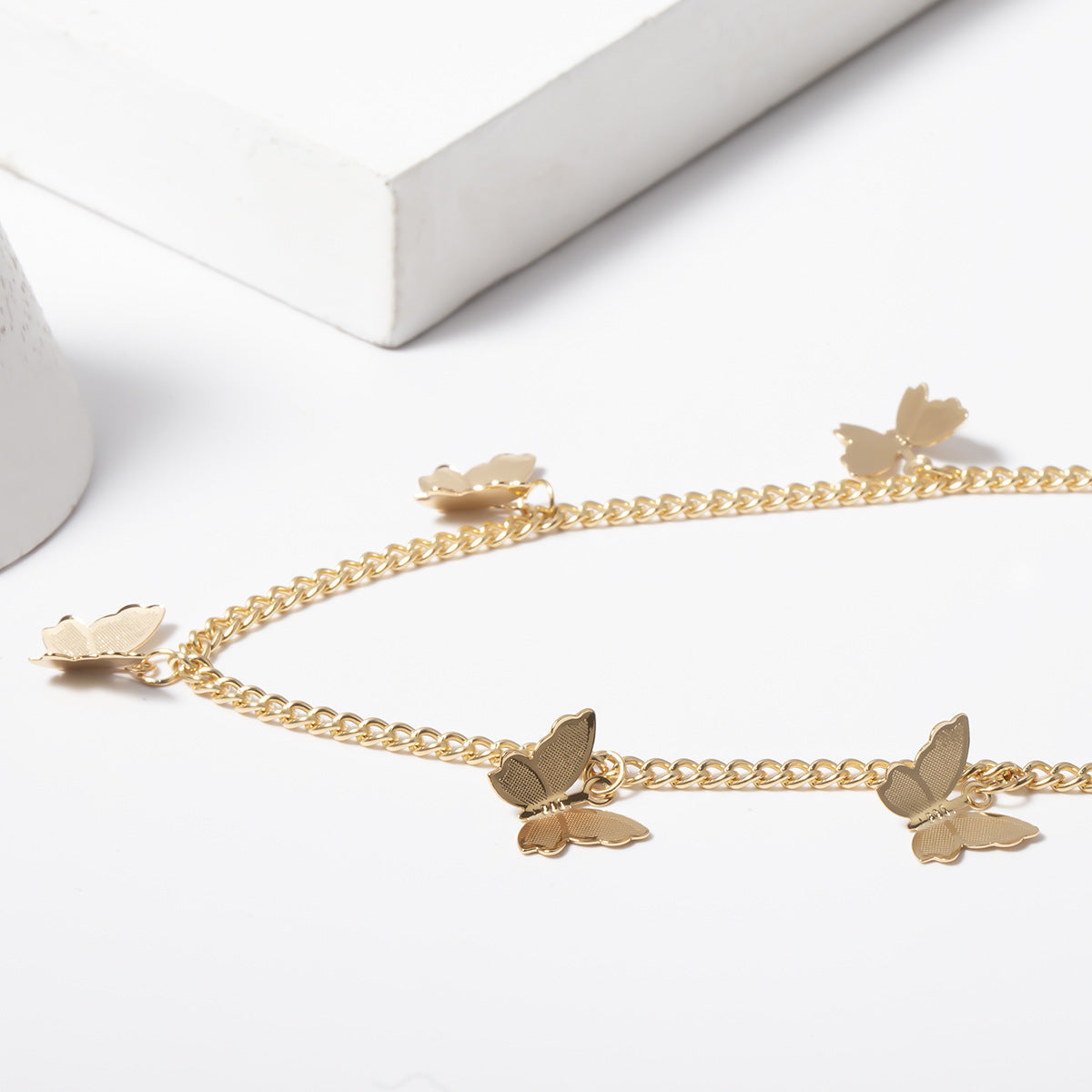 """Butterflies Choker"" NECKLACE"