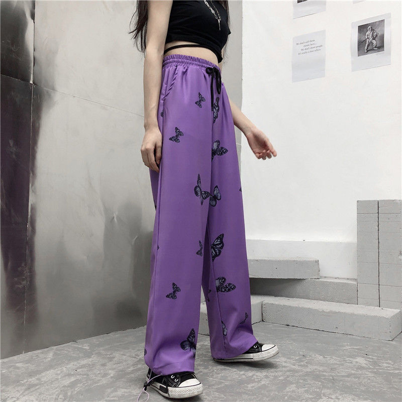 """Purple Butterflies"" PANTS"