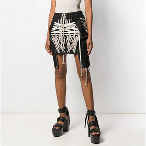 """Aesthetic Bandage"" SKIRT"