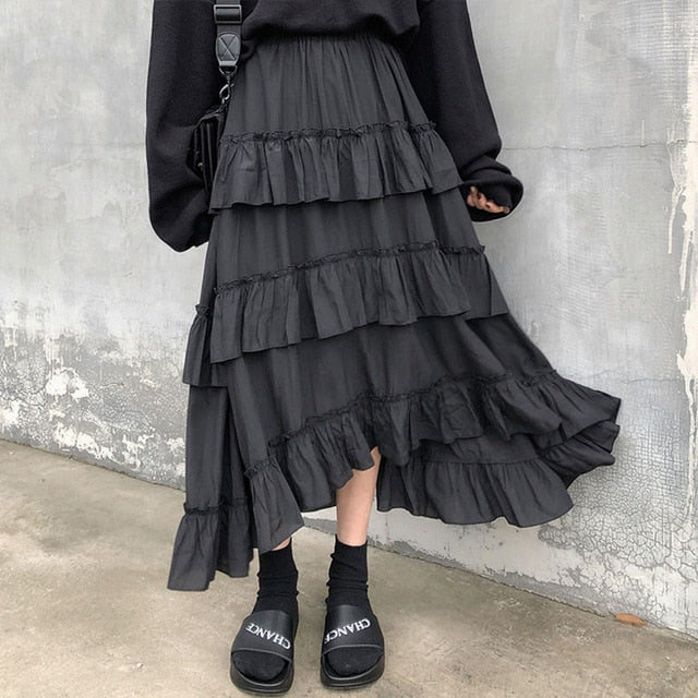 """Lolita Ruffle"" DRESS"