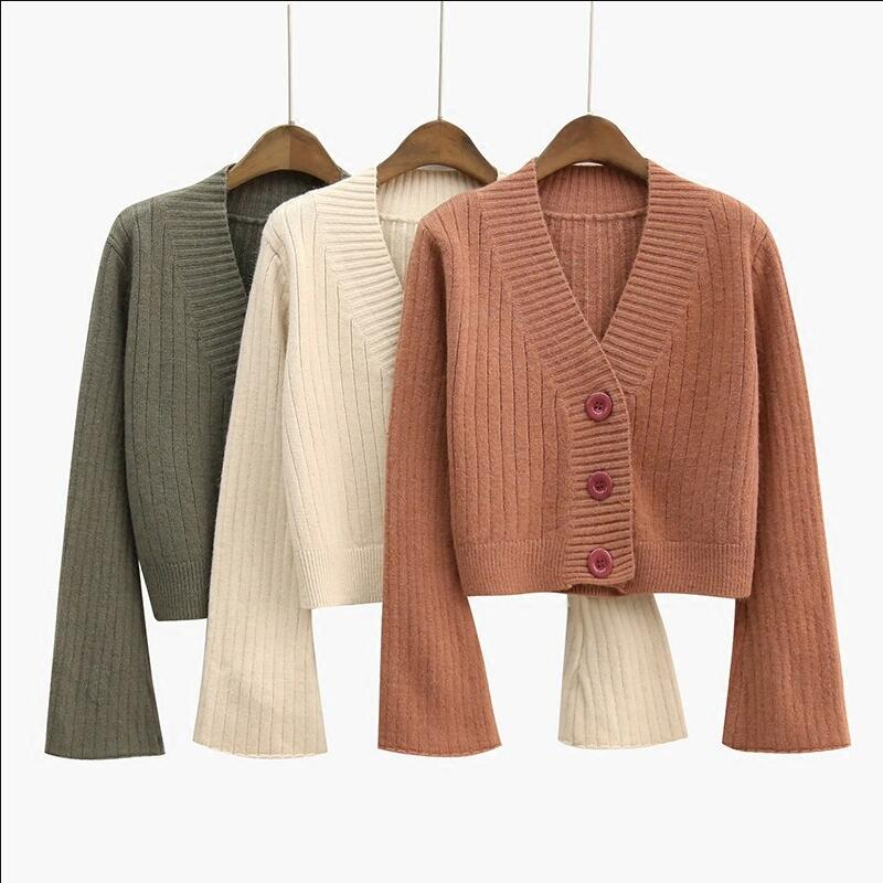 """Loose Sleeve"" CARDIGAN"