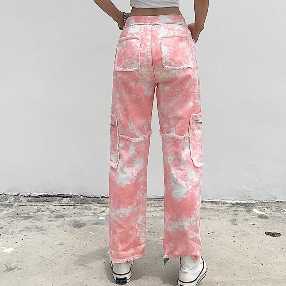 """Aesthetic Dye Cargo"" PANTS"