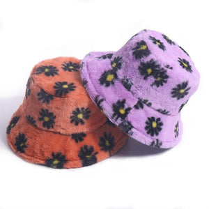 Aesthetic Floral BUCKET HAT