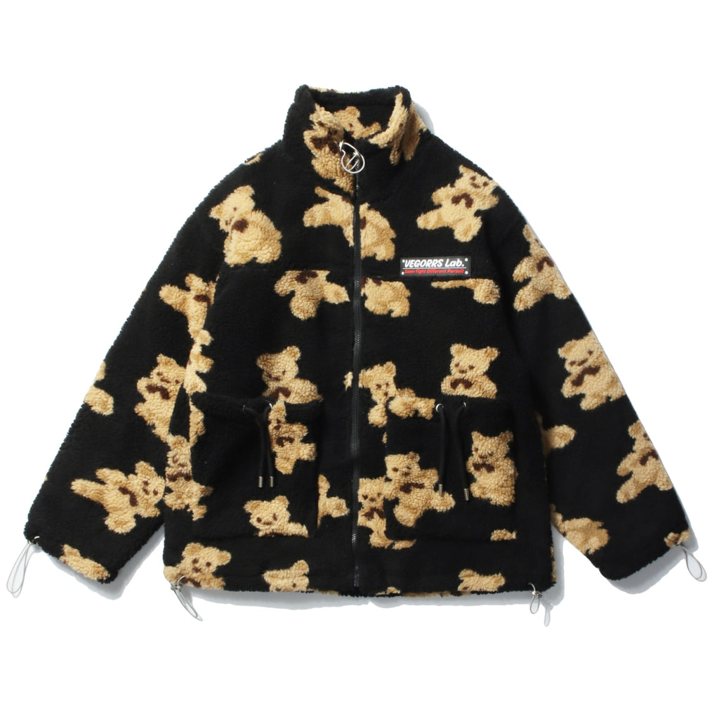 """Aesthetic Bear"" Jacket"