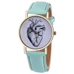 """HEART DRAWING"" WATCH"