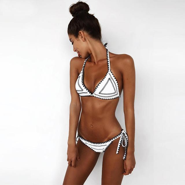 """TRIANGLE"" SWIMWEAR"