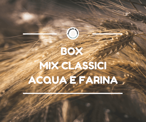 Box Mix di Classici Acqua e Farina - Pastificio Buono
