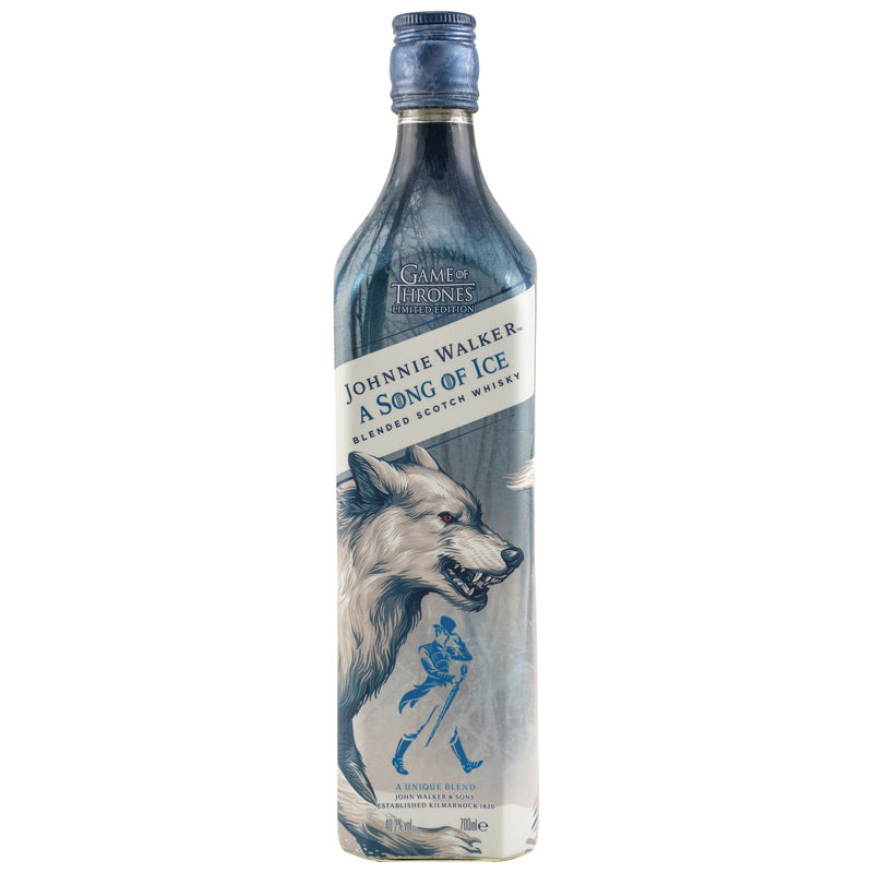 Johnnie Walker A Song of Ice - GOT
