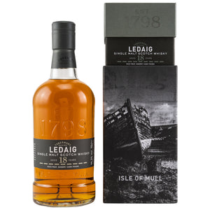 Ledaig 18 y.o. - in Box