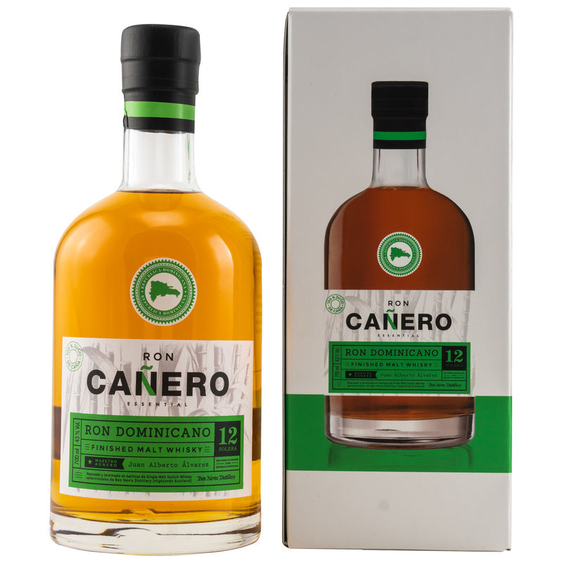 Ron Canero 12 Solera - Malt Whisky Finish