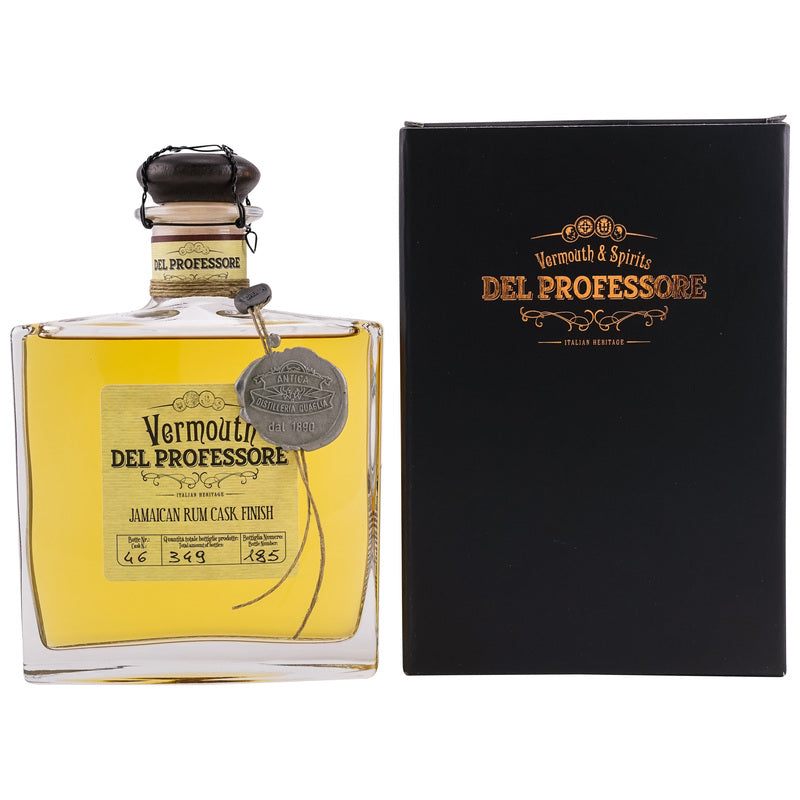 Vermouth del Professore / Jamaican Rum Finish 500ml