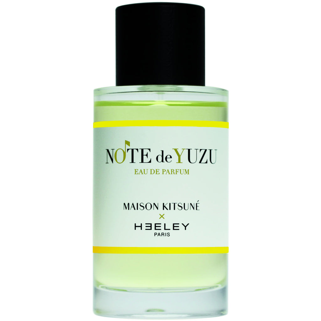 Note de Yuzu Edp, 100ml - PARFUMS LUBNER
