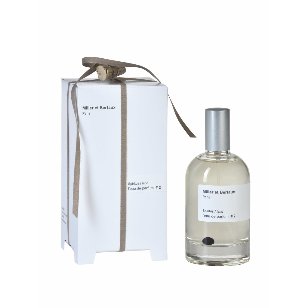 Spiritus / land #2 EdP, 100ml - PARFUMS LUBNER