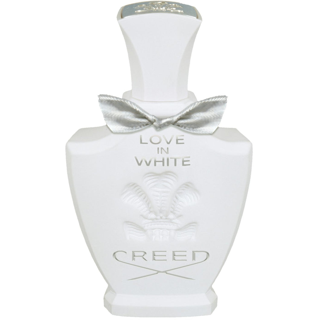 Love in White EdP, 75ml - PARFUMS LUBNER