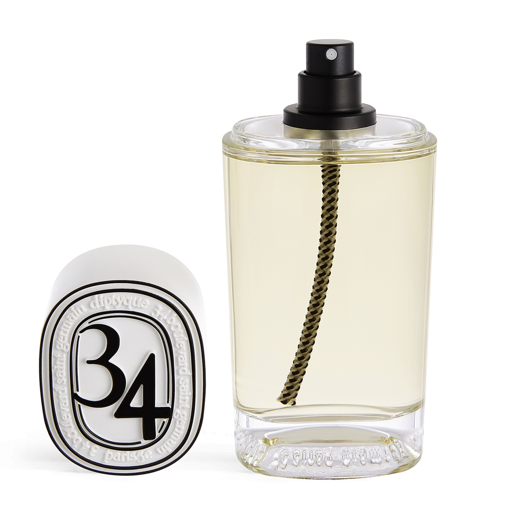 L'Eau du 34 EdT, 100ml - PARFUMS LUBNER