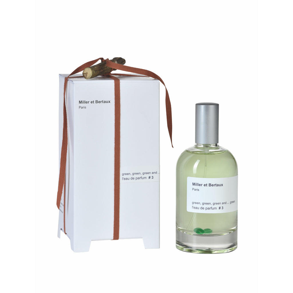 Green and Green #3 EdP, 100ml - PARFUMS LUBNER
