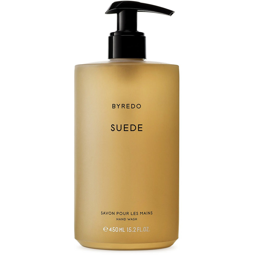 SUEDE Hand Wash, 450ml - PARFUMS LUBNER