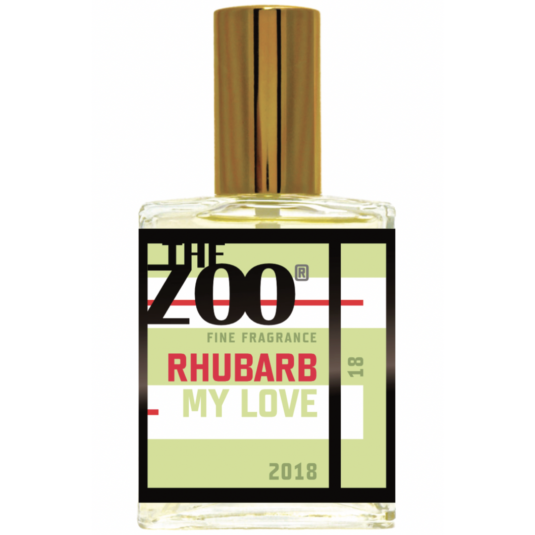 RHUBARB MY LOVE EDP, 50g - PARFUMS LUBNER