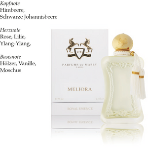 Meliora EdP, 75ml - PARFUMS LUBNER