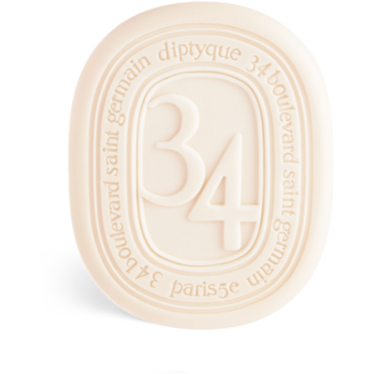 34 Boulevard Saint Germain Seife, 200g - PARFUMS LUBNER