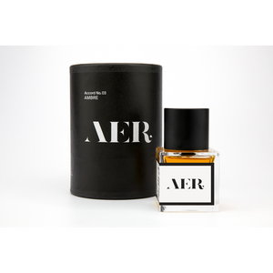 Accord No. 03 AMBRE EdP, 30 ml - PARFUMS LUBNER