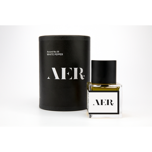 Accord No. 05 WHITE PEPPER EdP, 30 ml - PARFUMS LUBNER