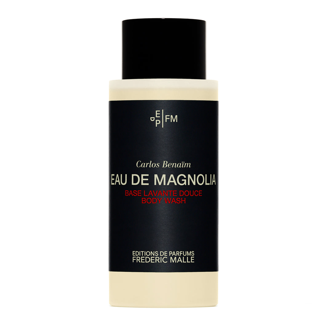 Eau de Magnolia Body Wash, 200ml - PARFUMS LUBNER