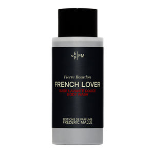 French Lover Body Wash, 200ml - PARFUMS LUBNER