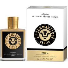 Laden Sie das Bild in den Galerie-Viewer, Leder 6  EdP, 50ml - PARFUMS LUBNER