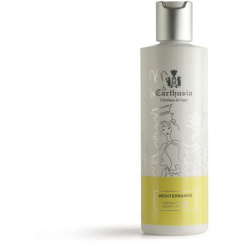 Mediterraneo Bodylotion, 250ml - PARFUMS LUBNER