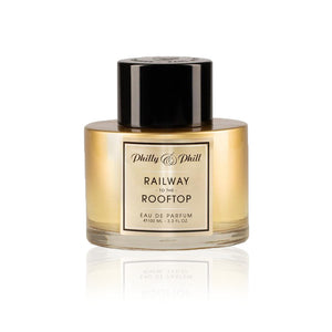 Railway to the Rooftop EdP, 100ml - PARFUMS LUBNER