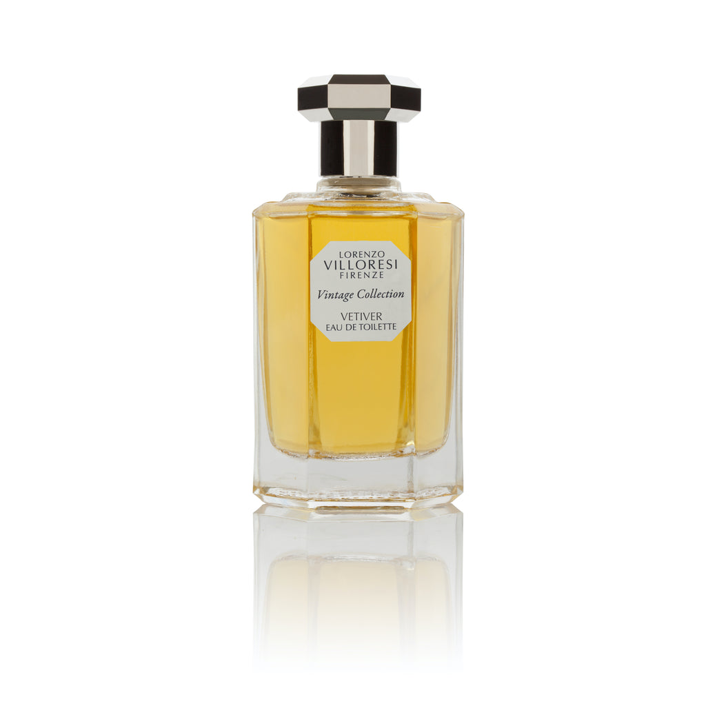 Vetiver EdT, 100ml - PARFUMS LUBNER