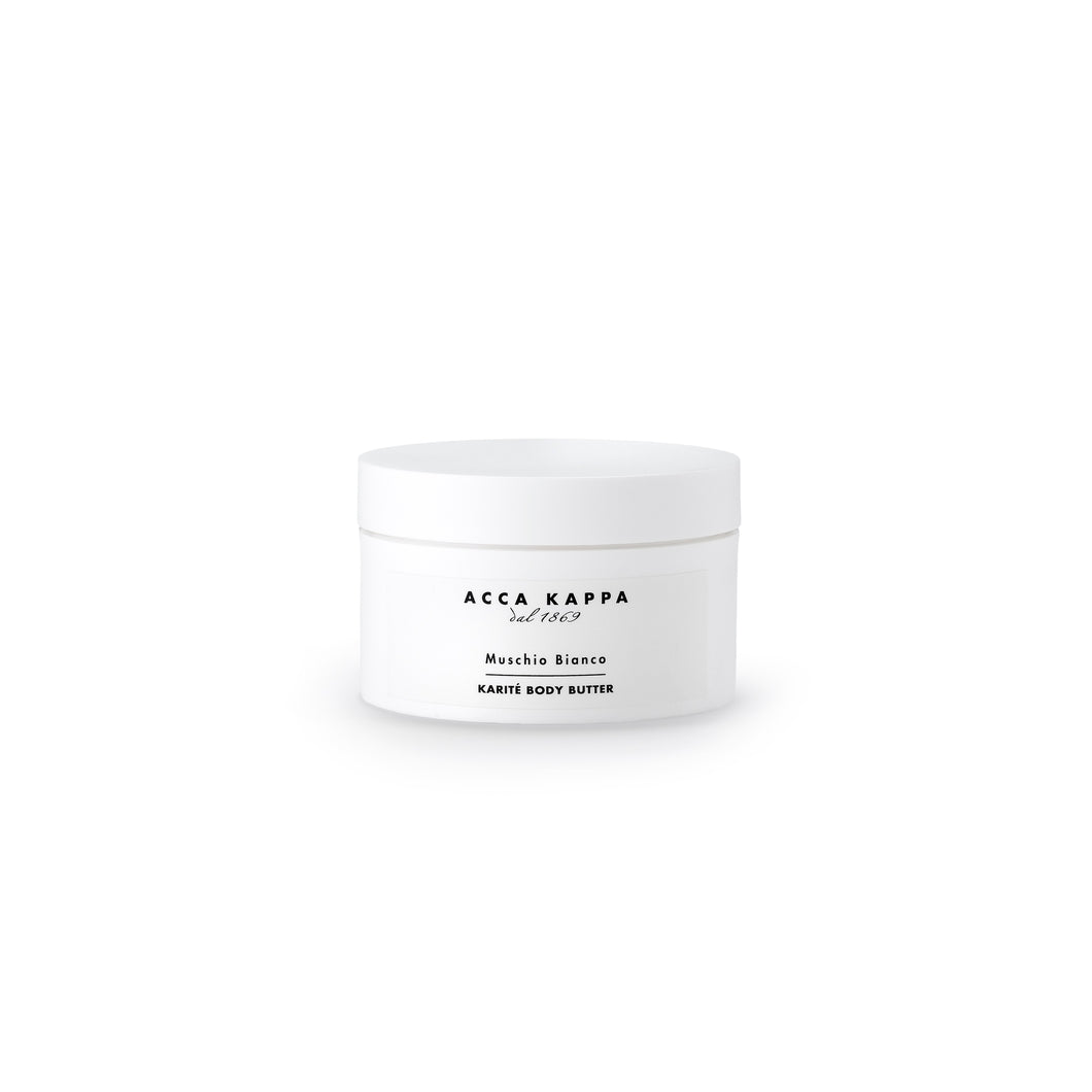 White Moss Body Cream, 200ml - PARFUMS LUBNER