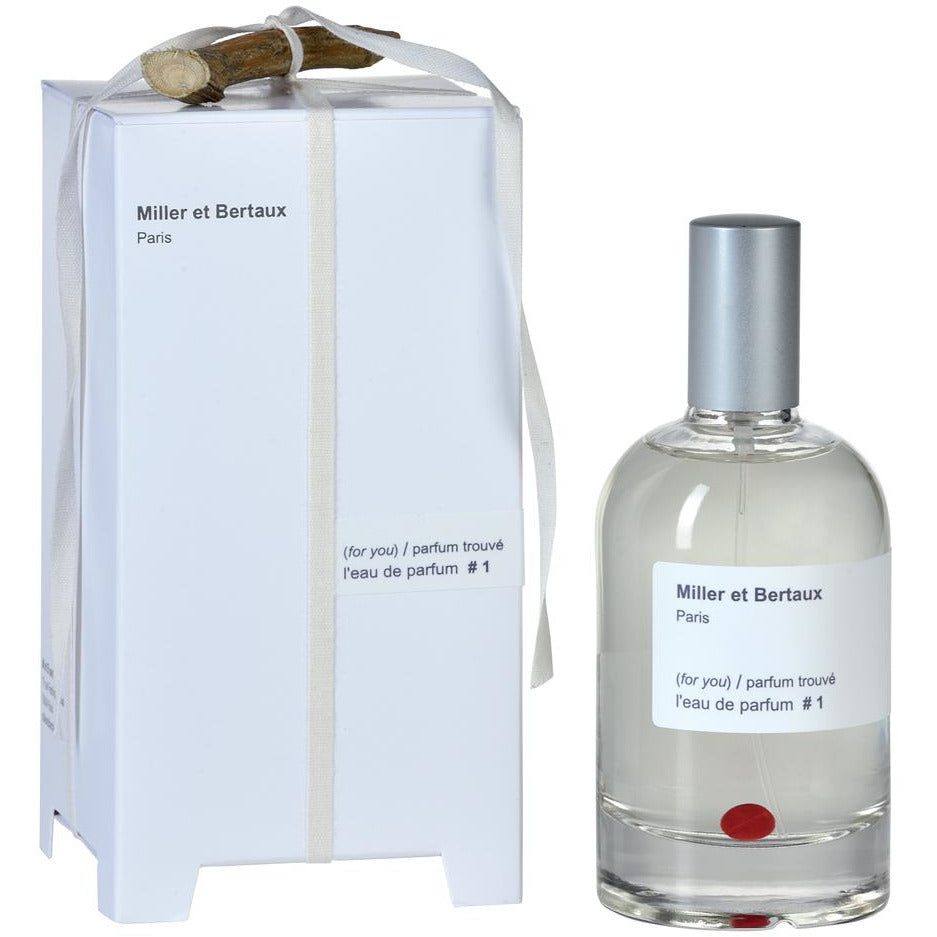 (For you) - Parfum Trouvé No. 1 EdP, 100ml - PARFUMS LUBNER