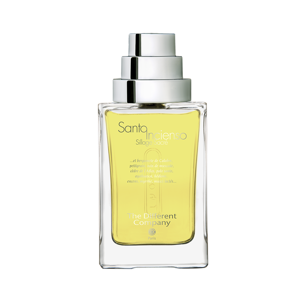 Santo Incienso Extrait de Parfum, 100ml - PARFUMS LUBNER
