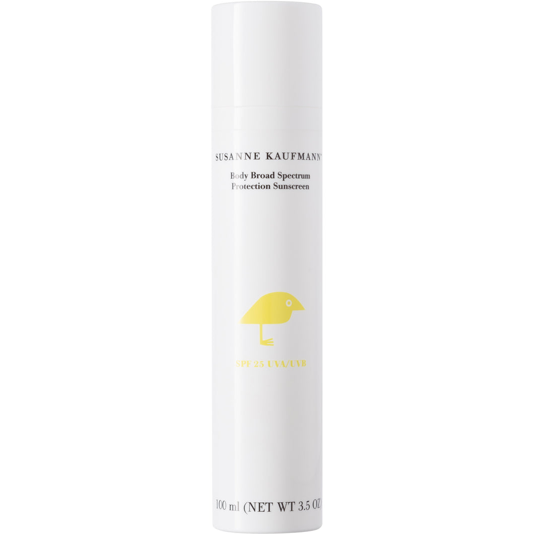 Broad Spectrum Protection Sunscreen SPF 25, 100ml - PARFUMS LUBNER